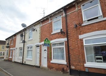 Thumbnail 2 bed terraced house to rent in Barnwell Street, Kettering