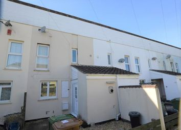 Thumbnail 2 bed terraced house for sale in Cunningham Road, Tamerton Foliot, Plymouth, Devon