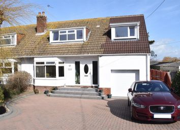 Thumbnail 4 bed semi-detached house for sale in Station Road, New Romney