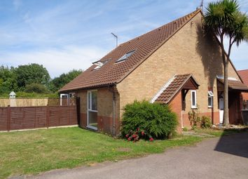 Thumbnail 1 bed semi-detached house to rent in Bredfield Close, Felixstowe