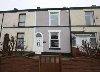 Thumbnail 3 bedroom terraced house for sale in Bury Road, Breightmet, Bolton