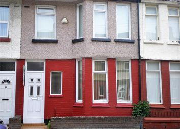 Thumbnail 3 bed terraced house to rent in Frogmore Road, Old Swan, Liverpool