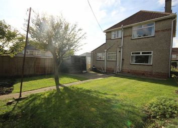Thumbnail 3 bed detached house for sale in Berkeley Road, Wroughton, Swindon