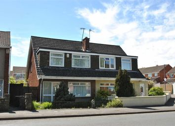 Thumbnail 3 bedroom semi-detached house for sale in Pinecroft, Whitchurch, Bristol
