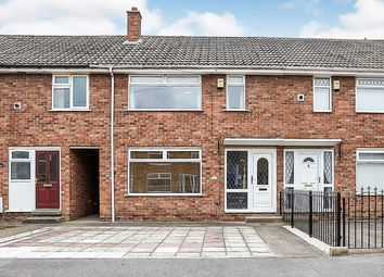 2 bed terraced house for sale in Stornaway Square, Hull, East Yorkshire HU8