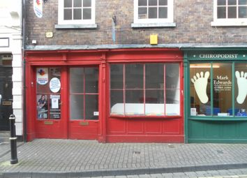Thumbnail Retail premises to let in New Street, Worcester