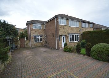 Thumbnail 3 bed semi-detached house for sale in Grove Park, Calder Grove, Wakefield