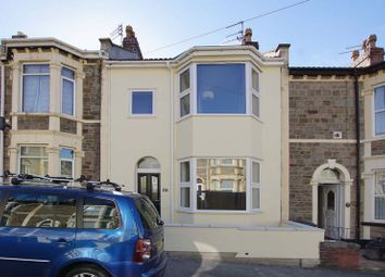 Thumbnail 3 bed terraced house for sale in Richmond Road, Bristol