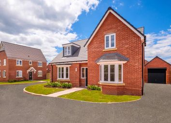 """Thumbnail 4 bed detached house for sale in """"Burford"""" at Stockton Road, Long Itchington, Southam"""