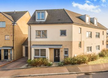Thumbnail 5 bed semi-detached house for sale in Harper Court, Bedwell Crescent, Stevenage