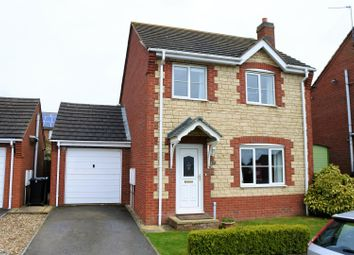 Thumbnail 3 bed detached house for sale in Coverley Road, South Witham, Grantham