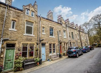 Thumbnail 4 bed terraced house for sale in Edward Street, Hebden Bridge