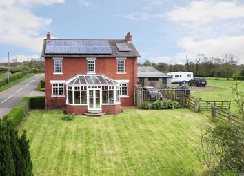 Thumbnail 4 bed detached house for sale in Coton Hill House Cross Hill Bank, Coton, Staffordshire