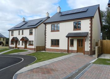 Thumbnail 4 bed detached house for sale in Plot 18, Phase 2, The Pembroke, Ashford Park, Crundale