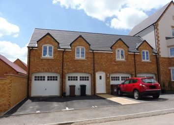 Thumbnail 3 bed property for sale in Brecon Close, Corby