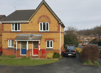 Thumbnail 2 bed property to rent in Ragged Robins Close, St. Georges, Telford