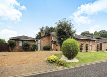 Thumbnail 4 bed detached house for sale in Longwater, Orton Longueville, Peterborough