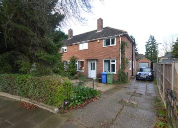 Thumbnail 5 bed semi-detached house to rent in Ivory Road, Norwich