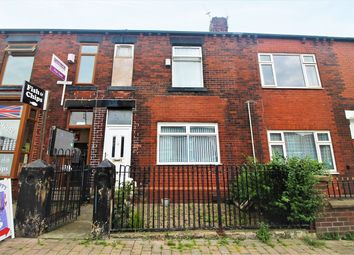 Thumbnail 4 bed terraced house for sale in Tonge Moor Road, Bolton