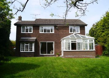 Thumbnail 4 bedroom detached house for sale in Westsyde, Ponteland, Newcastle Upon Tyne