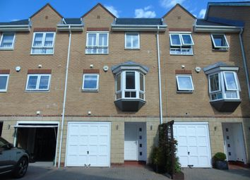 Thumbnail 4 bed town house for sale in Anchor Road, Penarth