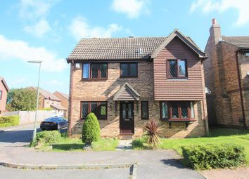 Thumbnail 3 bed detached house for sale in The Rise, Tadworth