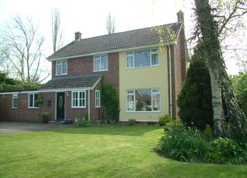 4 bed detached house for sale in High Green, Great Moulton, Norwich NR15
