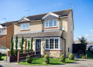 Thumbnail 2 bed semi-detached house for sale in Mortimer Gate, Cheshunt, Hertfordshire