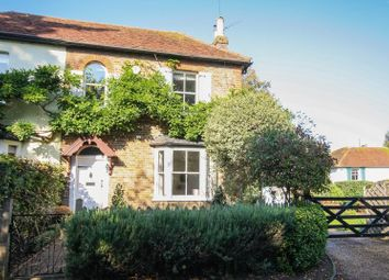 Thumbnail 3 bed semi-detached house for sale in Church Road, Cookham, Maidenhead