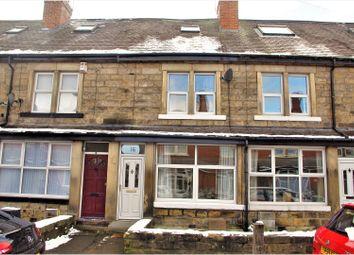 Thumbnail 3 bed terraced house for sale in Hookstone Avenue, Harrogate