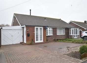 Thumbnail 2 bed semi-detached bungalow for sale in Beach Road, Selsey, Chichester, West Sussex