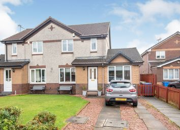 Thumbnail 4 bedroom semi-detached house for sale in Forties Court, Thornliebank, Glasgow