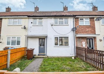 Thumbnail 2 bed terraced house to rent in Hemswell Avenue, Greatfield, Hull