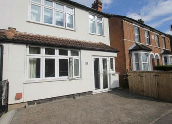 Thumbnail 4 bed semi-detached house to rent in Chantry Road, Chertsey