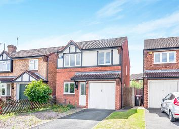 Thumbnail 3 bed detached house for sale in Quail Gate, Shawbirch, Telford