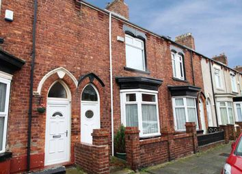 Thumbnail 3 bed terraced house for sale in Thornville Road, Hartlepool, Cleveland