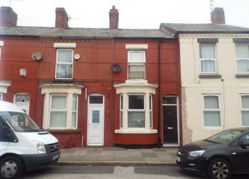 Thumbnail 2 bed terraced house for sale in Molyneux Road, Kensington, Liverpool, Merseyside