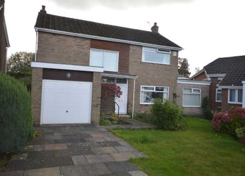 Thumbnail 4 bed detached house for sale in Does Meadow Road, Bromborough, Wirral