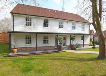 Walderne Gardens, Cross In Hand, East Sussex TN21. 5 bed detached house for sale