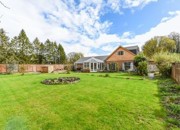 Thumbnail 4 bed detached house for sale in Kimbridge, Romsey, Hampshire
