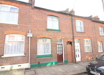 Thumbnail 3 bed terraced house for sale in Ridgway Road, Luton