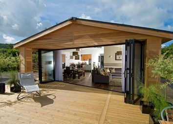 Thumbnail 3 bed lodge for sale in Eynesbury Hardwicke, St. Neots