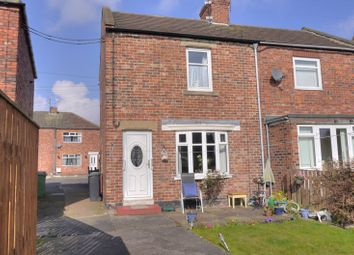 Thumbnail 2 bed semi-detached house for sale in Hartford Crescent, Bedlington