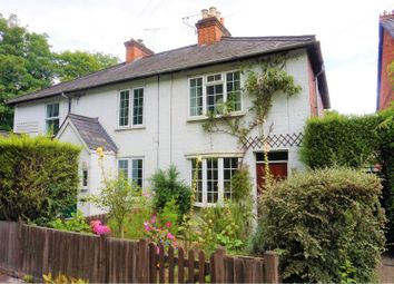Thumbnail 2 bed end terrace house for sale in London Road, Ascot