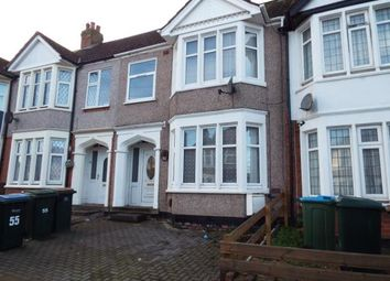 Thumbnail 3 bed terraced house for sale in Dickens Road, Keresley, Coventry, West Midlands