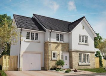 "Thumbnail 5 bed detached house for sale in ""The Darroch"" at Jardine Avenue, Falkirk"