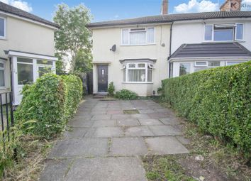 Thumbnail 3 bed end terrace house for sale in Chells Grove, Birmingham
