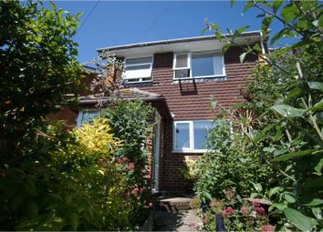 Thumbnail 3 bed end terrace house for sale in Temple Gardens, Sittingbourne