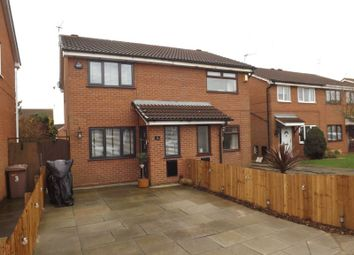 Thumbnail 2 bed semi-detached house for sale in Wetherby Close, Newton-Le-Willows