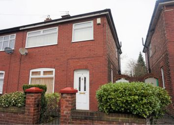 Thumbnail 3 bed semi-detached house for sale in Sulby Street, Manchester